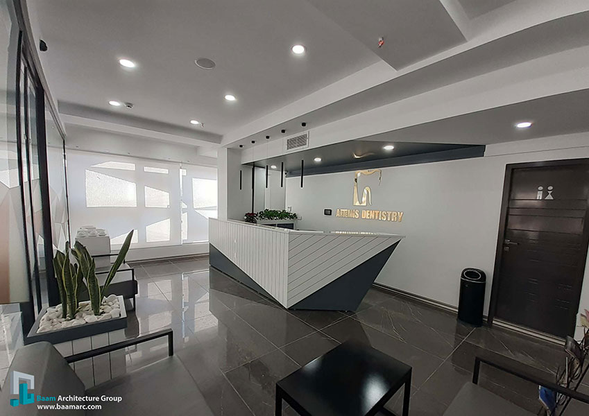 Baam Architecture Group - Artemis Dentistry Clinic