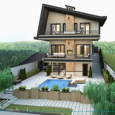 Baam Architecture Group - Mehrabad Villa