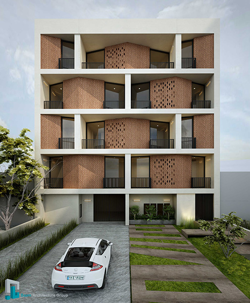 Baam Architecture Group - Dibaji Residential