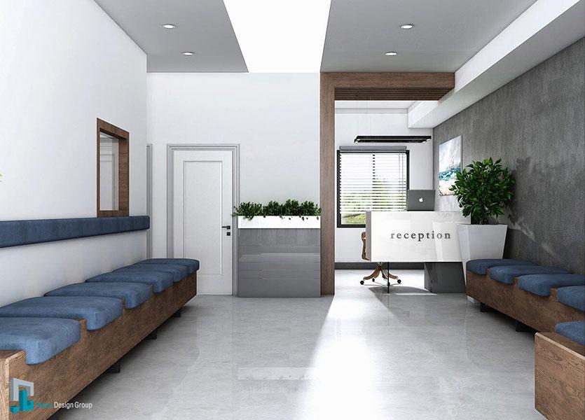 گروه معماری بام - پروژه مطب ارتوپدی