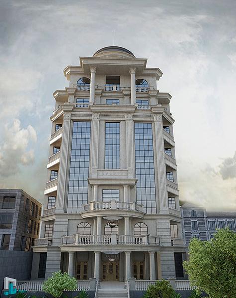 گروه معماری بام - پروژه پروژه مجموعه اقامتی کاله