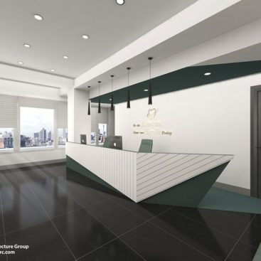 گروه معماری بام - کلینیک دندانپزشکی آرتمیس