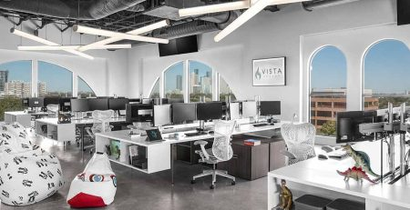 Reducing stress with office decoration