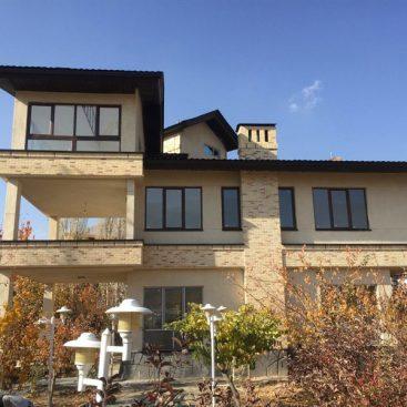 گروه معماری بام - ویلای دشت 31
