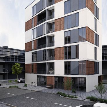 Baam Architecture Group - Modern Facade