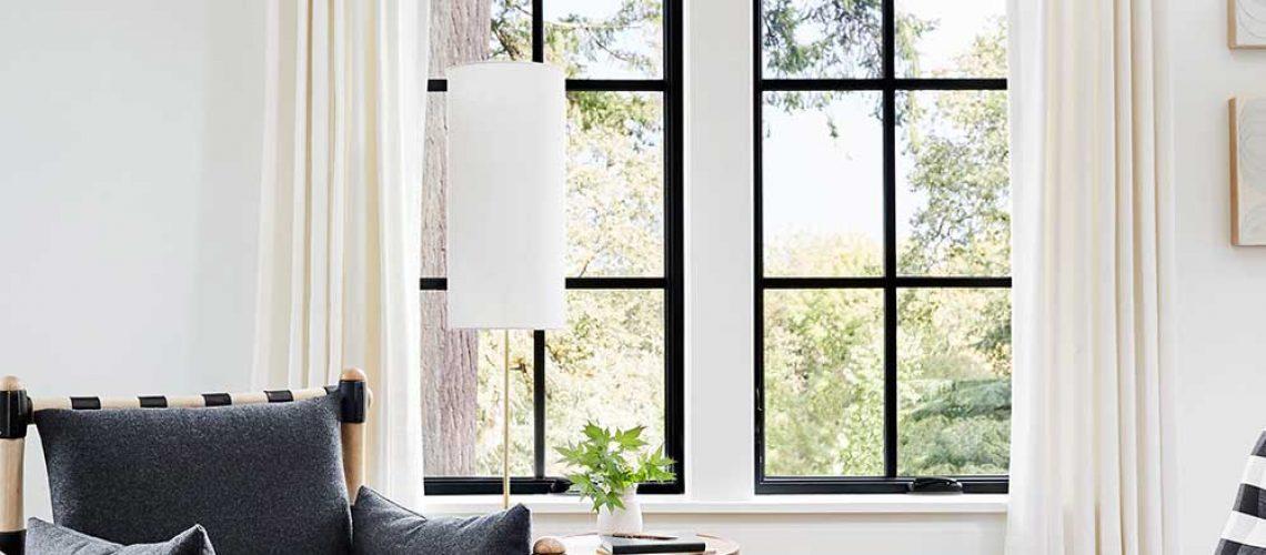 نقش پنجره ها در طراحی داخلی